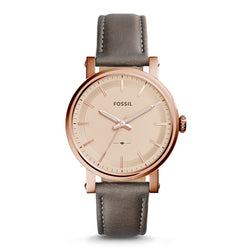 WW0123 Fossil Boyfriend Belt Watch ES4180