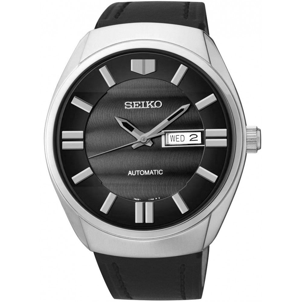 WW0936 Seiko Automatic Day Date Belt SNKN07K1