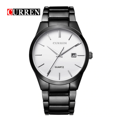 WW0469 Curren Date Chain Watch