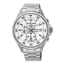 WW0146 Seiko Chronograph Stainless Steel Chain Watch SKS623P1