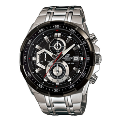 WW0670 Casio Edifice Chronograph Stainless Steel Chain Watch EFR-539D-1AV