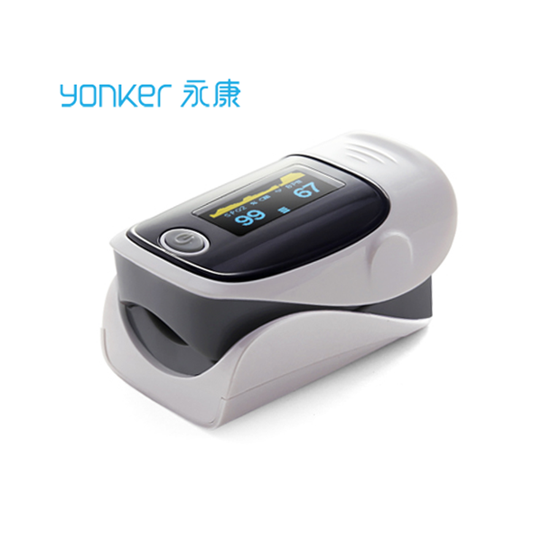HB0003 Yonker Fingertip Pulse Oximeter OLED Version YK-80A
