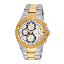 WW0673 Titan Octane Chronograph Chain Watch 9308