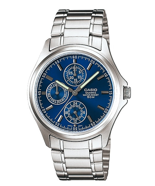 WW0085 Casio Enticer Day Date Watch MTP-1246D-2AV