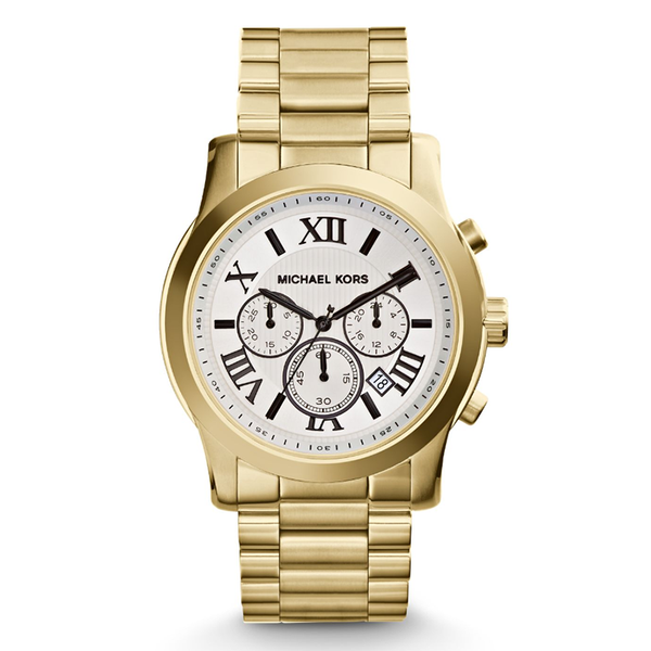 WW0229 Michael Kors Chronograph Chain Watch MK8345