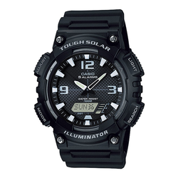 WW0440 Casio Tough Solar Dual Time Belt Watch AQ-S810W-1AV