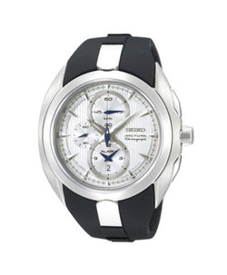 WW0876 Seiko Arctura Chronograph Chain Watch SNAC19P1