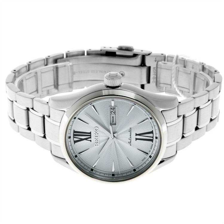 WW0771 Seiko Automatic Chain Watch SRP325J1