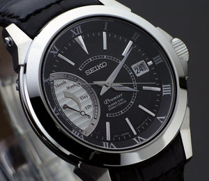 WW0873 Seiko Premier Kinetic Chain Watch SRG001P2