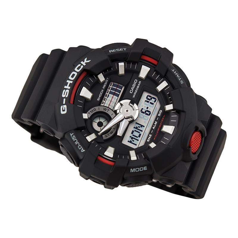 WW0083 Casio G-Shock Sports Watch GA-700-1A