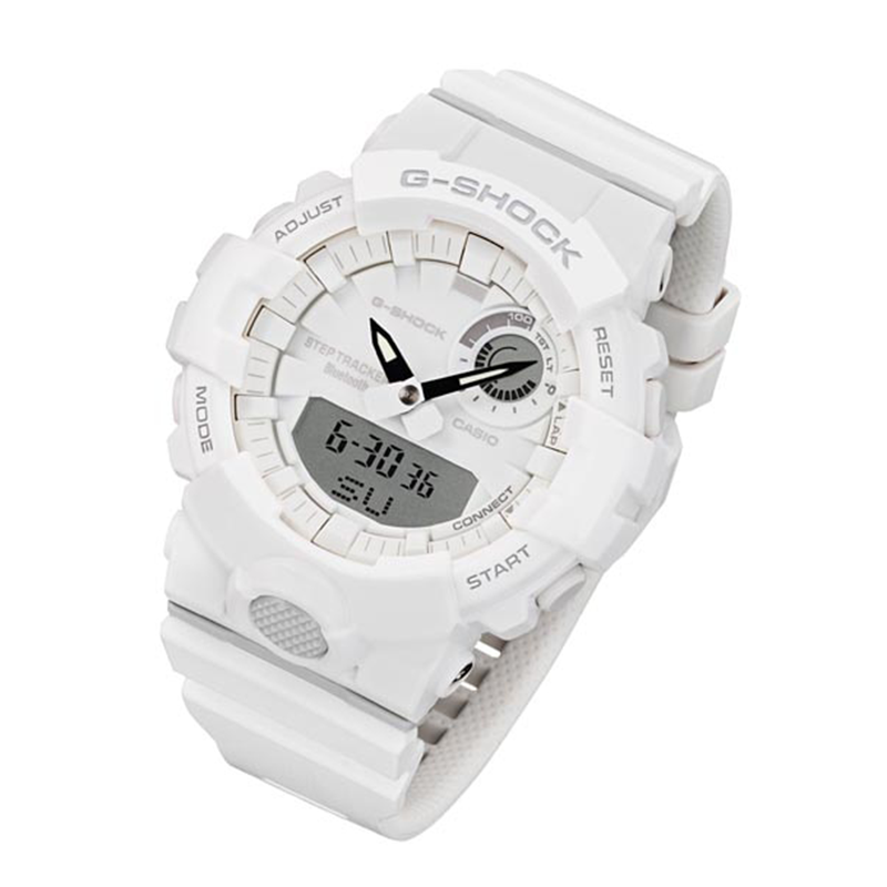 WW0169 Casio G-Shock G-Squad Step Tracker Bluetooth Sports Watch GBA-800-7A