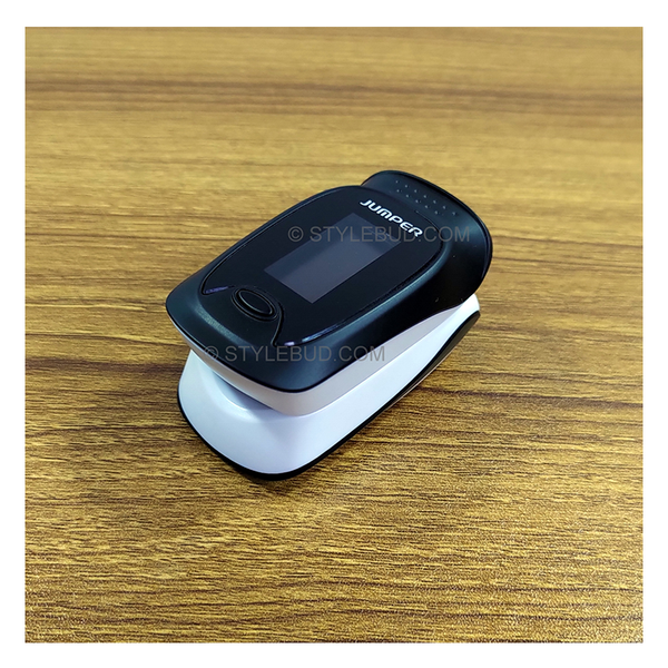 HB0002 Jumper Fingertip Pulse Oximeter OLED Version JPD-005D