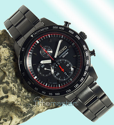 WW0866 Seiko Chronograph Chain Watch SNDD89P