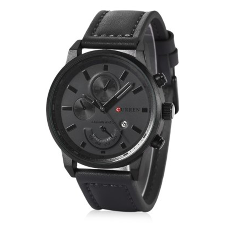 WW0639 Curren Date Belt Watch 8217