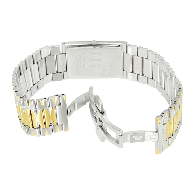 WW0110 Titan Edge Chain Watch 1296BM01