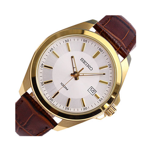 WW0909 Seiko Classic Date Belt Watch SUR064P2