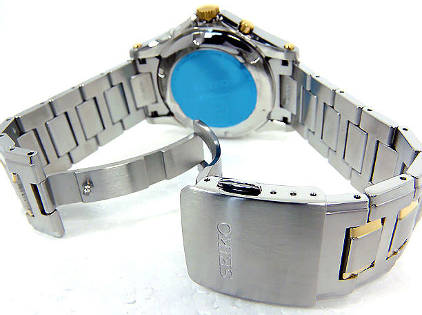 WW0849 Seiko Premier Kinetic Chain Watch SRN004P1