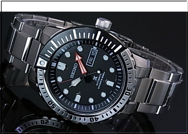 WW0789 Seiko Automatic Chain Watch SRP587K1