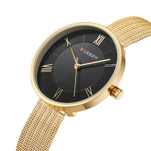WW0200 Curren Ladies Mesh Chain Watch