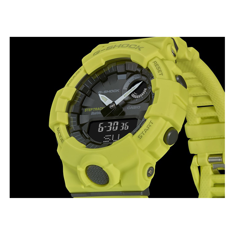 WW0171 Casio G-Shock G-Squad Step Tracker Bluetooth Sports Watch GBA-800-9A