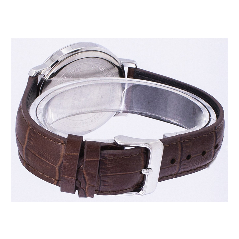 WW0114 Casio Enticer Date Leather Belt Watch MTP-E149L-7BV