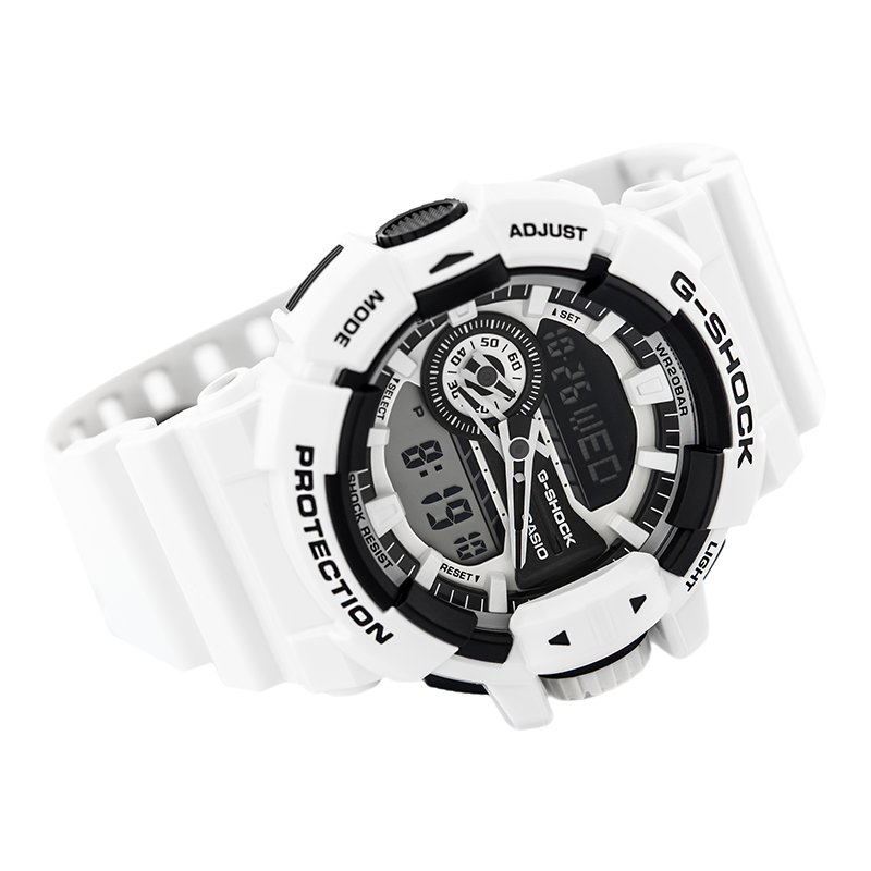 WW0080 Casio G-Shock Sports Belt Watch GA-400-7A