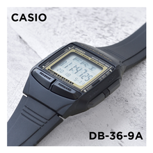 WW0400 Casio Data Bank Watch DB-36-9AV