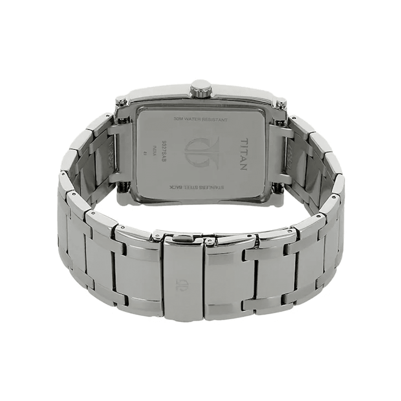 WW0698 Titan Regalia Date Chain Watch 9327SM01
