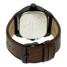 WW0220 Fastrack Dual Dial Leather Belt Watch 3094
