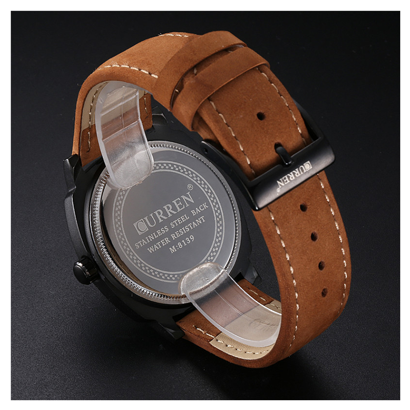 WW0337 Curren Date Belt Watch