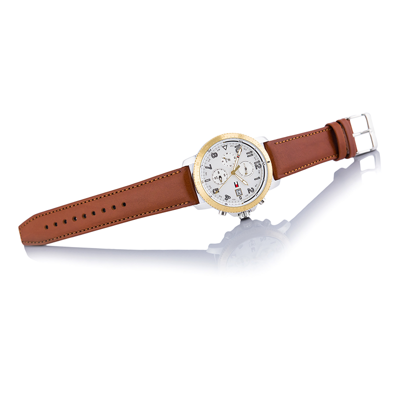 WW0172 Tommy Hilfiger Multifunction Leather Belt Watch 1791363