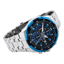 WW0667 Casio Edifice Chronograph Chain Watch EFR-539D-1A2V