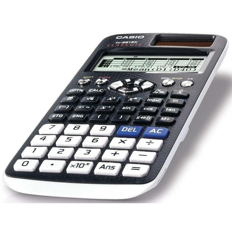 CAL0003 Casio Classwiz Scientific Calculator fx-991EX