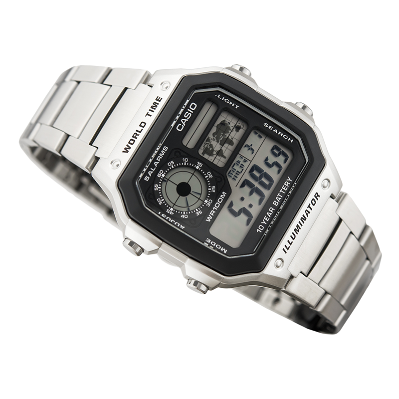 Casio AE-1200WHD-1AV Watch