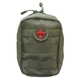 103 Piece First Aid Kit - Emergency Survival First Aid Molle Bag - Atomic Defense
