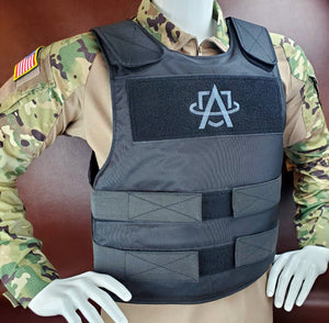 Level 3A Body Armor | Our Premier Body Armor | PEAD - Atomic Defense