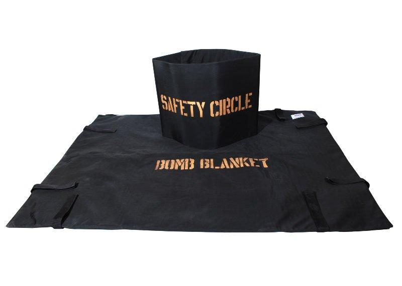Anti-Bomb Blanket for Suppression and Safety - Atomic Defense