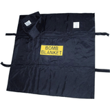 Anti-Bomb Blanket for Suppression and Safety