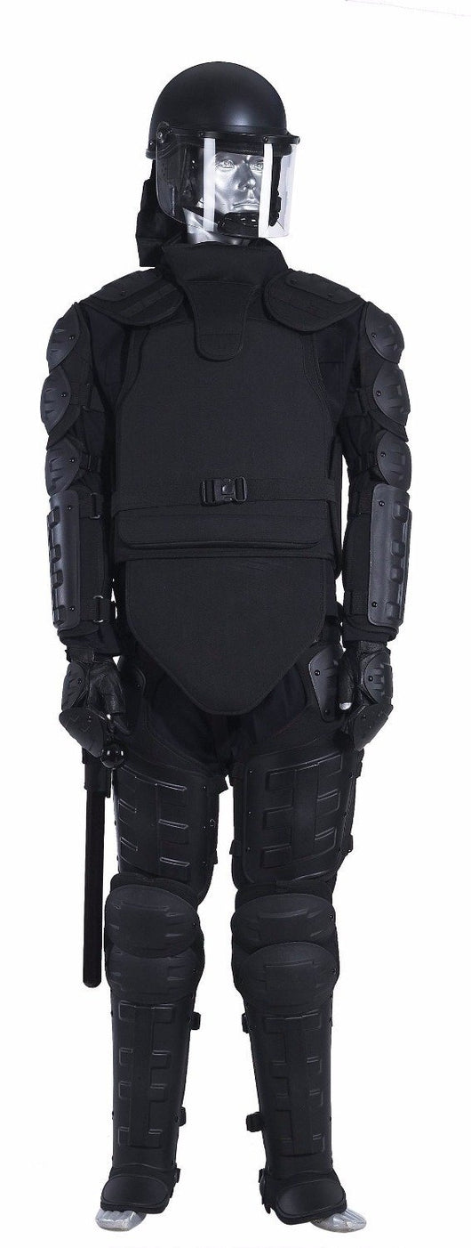 Anti Riot Control Protective Suit (not including helmet) - Atomic Defense