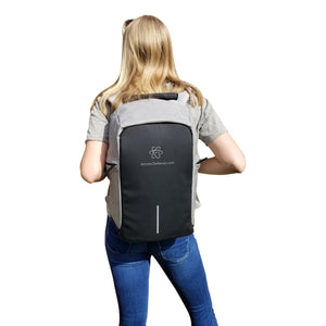 The Best NIJ III Bulletproof Backpack | Anti-theft | USB Charging | Stops AR-15 & AK-47 | Light-weight - Atomic Defense