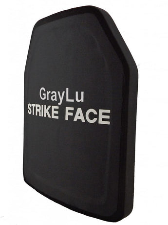 Body Armor Plates - GrayLu Life Saver - Rifle Bulletproof Insert Panel - NIJ III