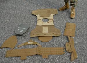 NIJ III AR-15 and AK-47 Bulletproof Armor - Atomic Defense