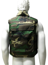 Bulletproof Vest NIJ IIIA Kevlar - Atomic Defense