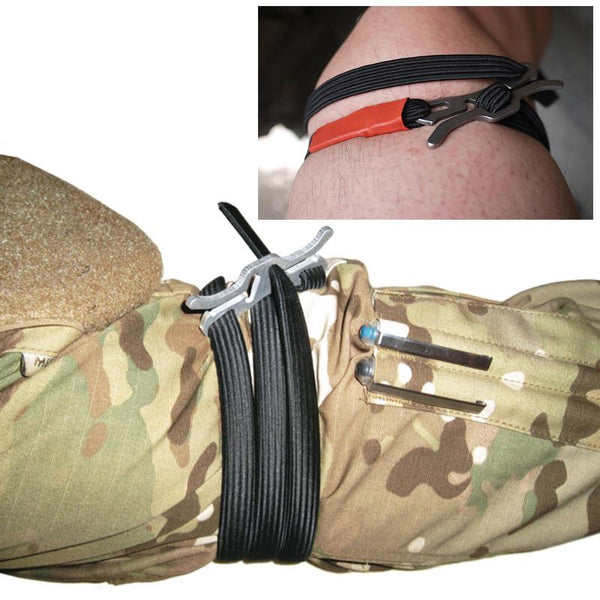 Military Survival Medical Tourniquet - First Aid Emergency Medical - Atomic Defense