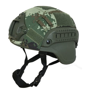 3A Bulletproof Helmet Military MICH 2000 Tactical Combat Ballistic Helmet - Atomic Defense