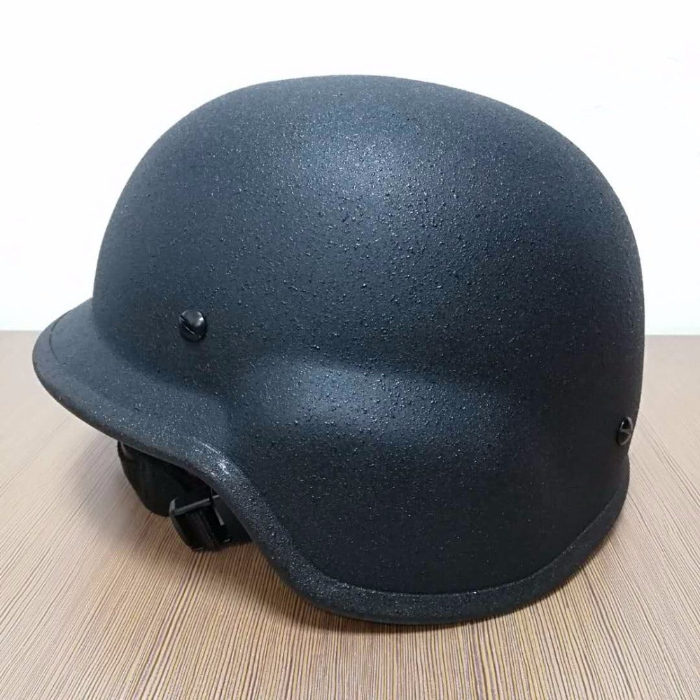 NIJ IIIA PASGT Bullet Proof Steel Helmet/Bulletproof Helmet Tactical Safety Helmet - Atomic Defense