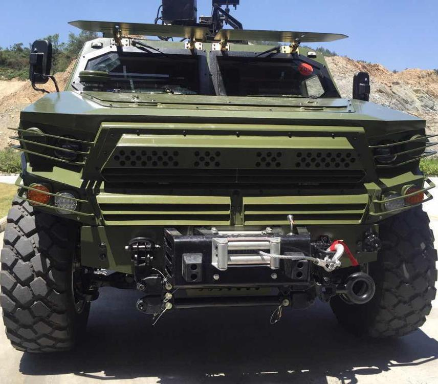 Armored Transport Vehicles  - Bulletproof Cars - Armored Trucks - Atomic Defense