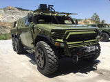 Specialized Equipment - Armored Transport Vehicles  - Bulletproof Cars - Armored Truck
