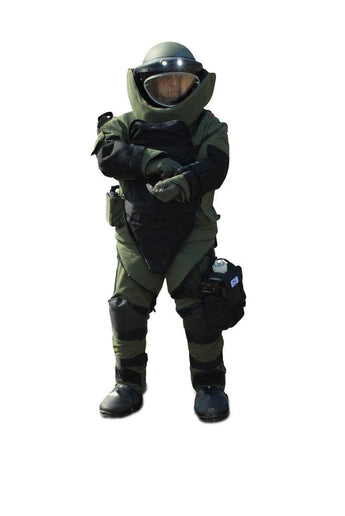 Specialized Equipment - EOD Advanced Bomb Suits - Bomb Disposal Suits