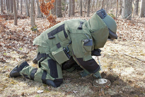 EOD Advanced Bomb Suits - Bomb Disposal Suits - Atomic Defense